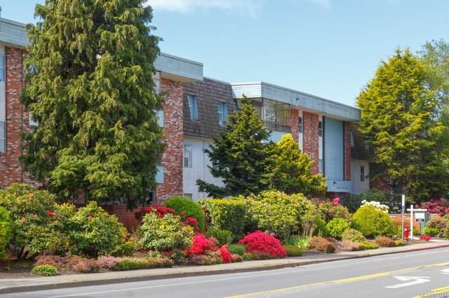 1725 Cedar Hill Cross Rd #209, Saanich, BC V8P 2P8 (MLS #871211) :: Call Victoria Home