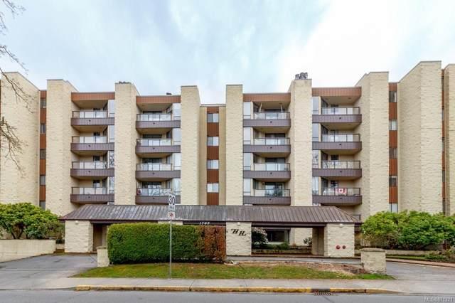 1745 Leighton Rd #202, Victoria, BC V8R 6R6 (MLS #871321) :: Call Victoria Home