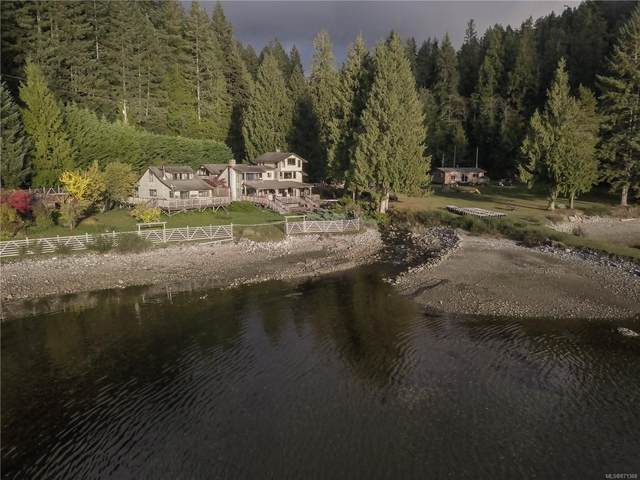 969 Whaletown Rd, Cortes Island, BC V0P 1Z0 (MLS #871368) :: Call Victoria Home