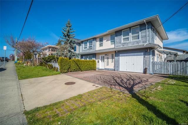 213 Langford St, Victoria, BC V9A 3B9 (MLS #871467) :: Call Victoria Home