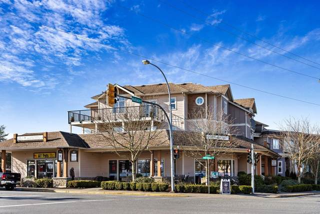 7088 West Saanich Rd #306, Central Saanich, BC V8M 1P9 (MLS #871518) :: Call Victoria Home