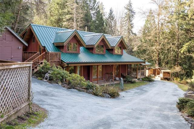 448 Cufra Trail, Thetis Island, BC V0R 2Y0 (MLS #871550) :: Call Victoria Home