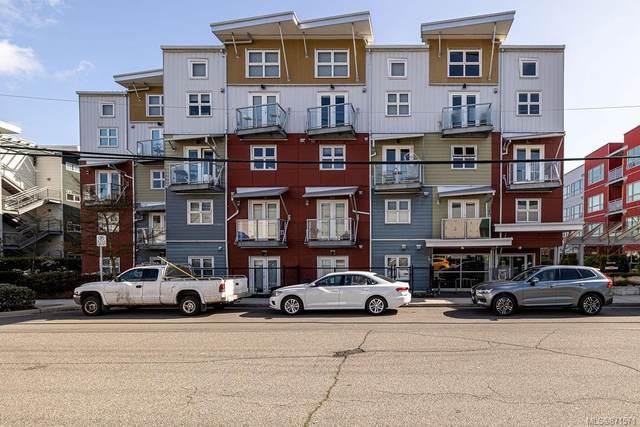 787 Tyee Rd #315, Victoria, BC V9A 7R5 (MLS #871571) :: Call Victoria Home