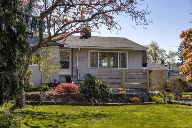 1198 Munro St, Esquimalt, BC V9A 5P6 (MLS #871657) :: Call Victoria Home