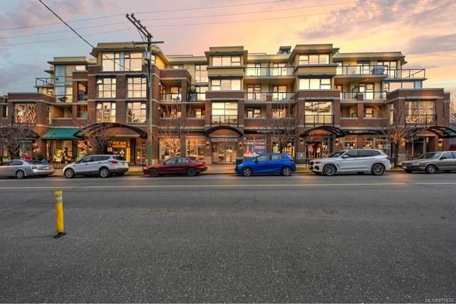 225 Menzies St #401, Victoria, BC V8V 2G6 (MLS #871670) :: Call Victoria Home