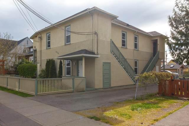 516 Admirals Rd, Esquimalt, BC V9A 2N4 (MLS #871683) :: Day Team Realty