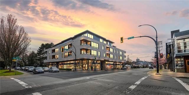 1969 Oak Bay Ave #203, Victoria, BC V8R 1E3 (MLS #871713) :: Call Victoria Home