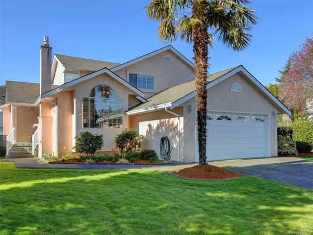 1209 Crofton Terr, Saanich, BC V8Y 3C5 (MLS #871756) :: Call Victoria Home