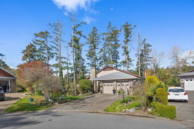 10960 Marti Lane, North Saanich, BC V8L 6B3 (MLS #871777) :: Call Victoria Home