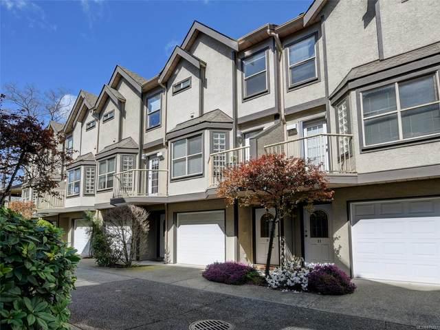 1010 Pembroke St #9, Victoria, BC V8T 1J2 (MLS #871797) :: Call Victoria Home