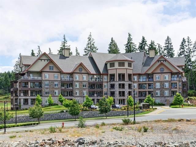 1395 Bear Mountain Pkwy #404, Langford, BC V9B 0E1 (MLS #871817) :: Call Victoria Home