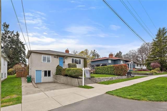 1625 Cedar Ave, Saanich, BC V8P 1W8 (MLS #871879) :: Call Victoria Home