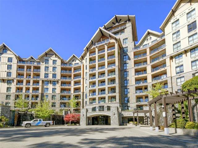 1400 Lynburne Pl #612, Langford, BC V9B 0A4 (MLS #871889) :: Call Victoria Home