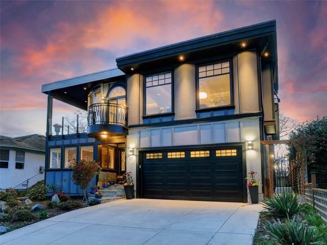 17 Eaton Ave, View Royal, BC V8Z 5C9 (MLS #871902) :: Call Victoria Home