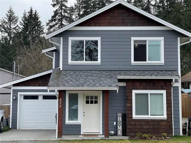 577 Fourth Ave, Nanaimo, BC V9X 1G3 (MLS #871922) :: Call Victoria Home