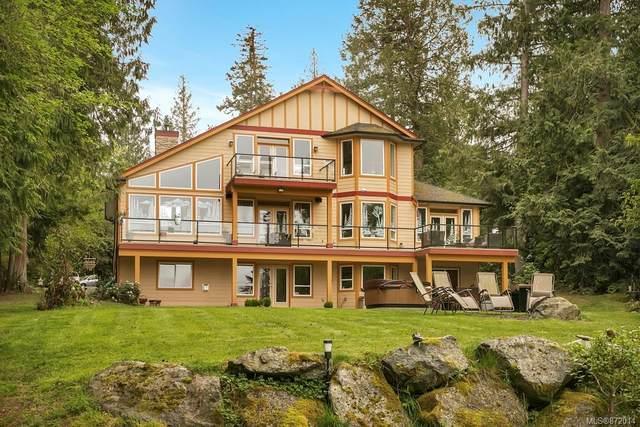 7002 East Sooke Rd, Sooke, BC V9Z 1A8 (MLS #872014) :: Pinnacle Homes Group