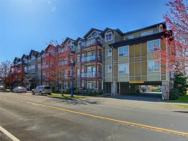 2710 Jacklin Rd #305, Langford, BC V9B 2X4 (MLS #872049) :: Call Victoria Home
