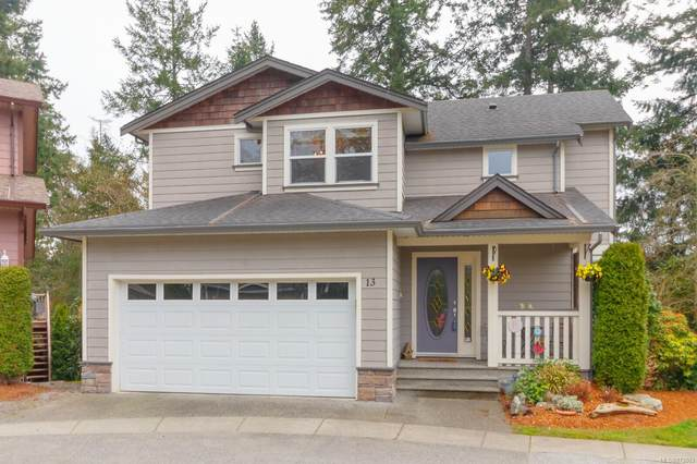 95 Talcott Rd #13, View Royal, BC V8V 3P3 (MLS #872063) :: Call Victoria Home