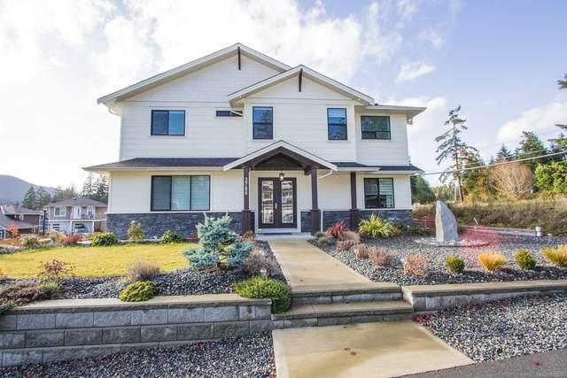 3766 Marjorie Way, Nanaimo, BC V9T 0K3 (MLS #872086) :: Call Victoria Home