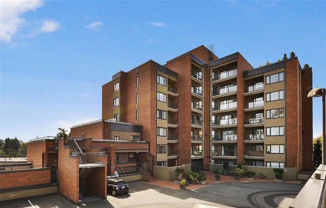 105 Gorge Rd #708, Victoria, BC V9A 6Z3 (MLS #872116) :: Call Victoria Home