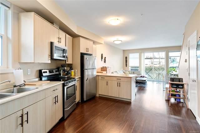 5170 Dunster Rd #201, Nanaimo, BC V9T 2Z2 (MLS #872127) :: Call Victoria Home