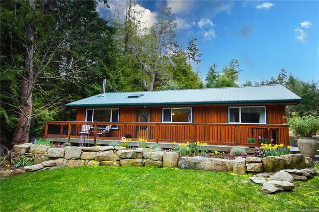 1264 Harrison Way, Gabriola Island, BC V0R 1X2 (MLS #872146) :: Call Victoria Home