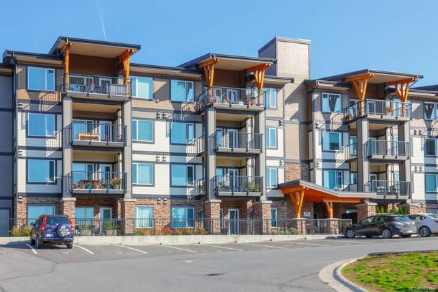 290 Wilfert Rd #408, View Royal, BC V9C 1A3 (MLS #872150) :: Day Team Realty