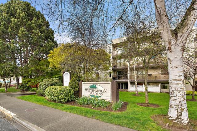 2747 Quadra St #202, Victoria, BC V8T 4E5 (MLS #872178) :: Call Victoria Home