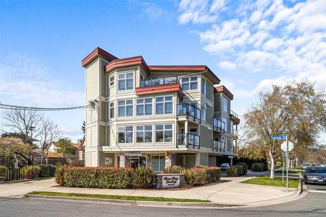 1494 Fairfield Rd #303, Victoria, BC V8S 1E8 (MLS #872236) :: Call Victoria Home