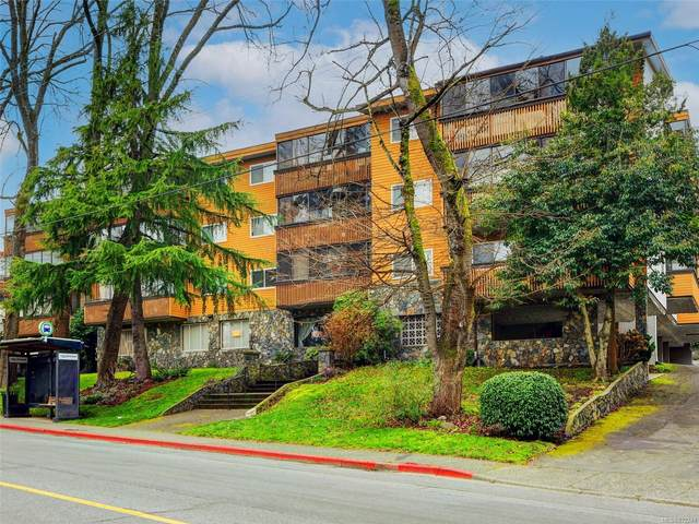 726 Lampson St #104, Esquimalt, BC V9A 6A6 (MLS #872244) :: Pinnacle Homes Group