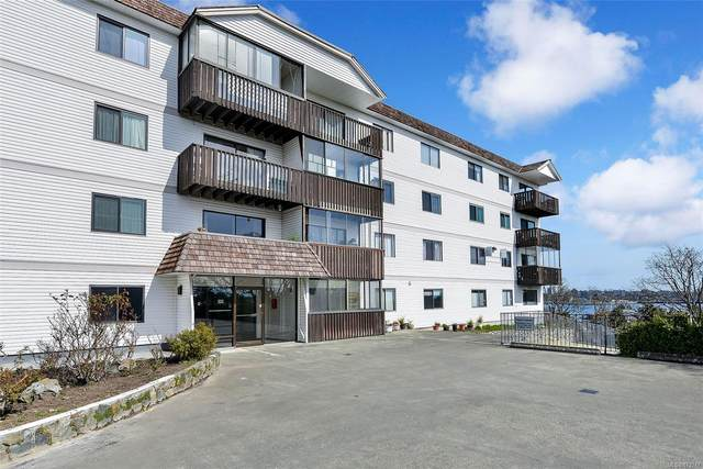929 Esquimalt Rd #108, Esquimalt, BC V9A 3M7 (MLS #872247) :: Pinnacle Homes Group