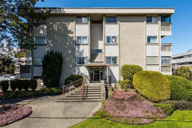 1525 Hillside Ave #215, Victoria, BC V8T 2C1 (MLS #872289) :: Pinnacle Homes Group