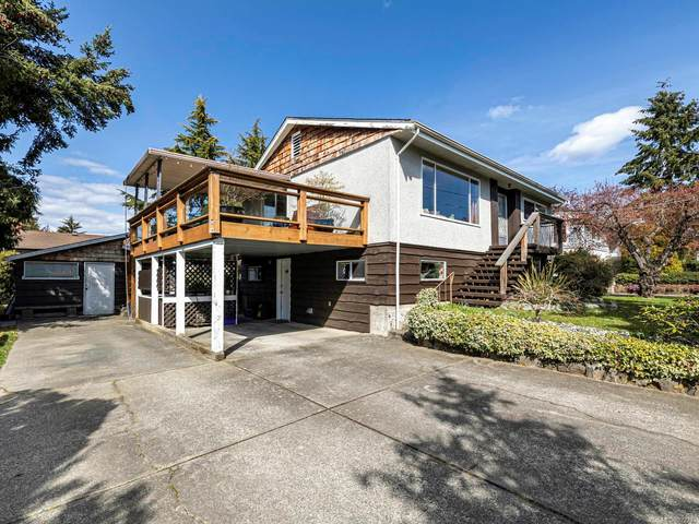1092 Verdier Ave, Central Saanich, BC V8M 1E6 (MLS #872293) :: Day Team Realty