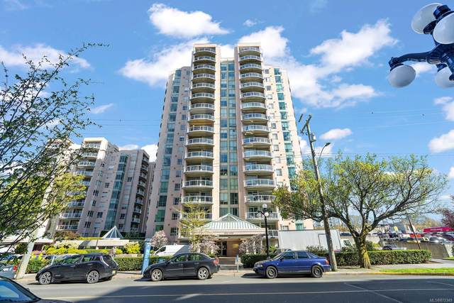 1020 View St #903, Victoria, BC V8V 4Y4 (MLS #872349) :: Day Team Realty