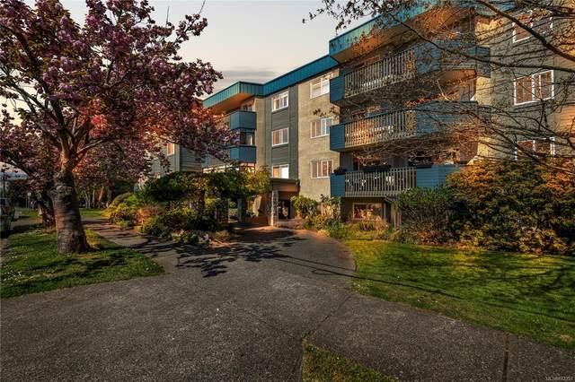 1012 Collinson St #106, Victoria, BC V8V 3C1 (MLS #872357) :: Call Victoria Home