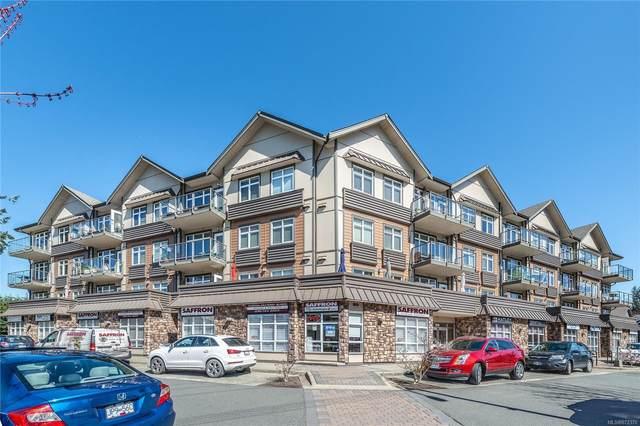 2220 Sooke Rd #405, Colwood, BC V9B 0G9 (MLS #872370) :: Call Victoria Home