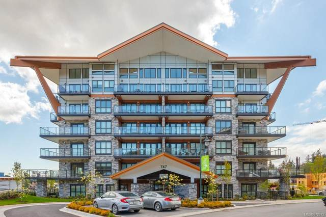 747 Travino Lane #505, Saanich, BC V8Z 0E4 (MLS #872372) :: Call Victoria Home