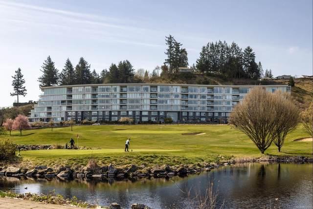 5332 Sayward Hill Cres #308, Saanich, BC V8Y 3H8 (MLS #872411) :: Call Victoria Home