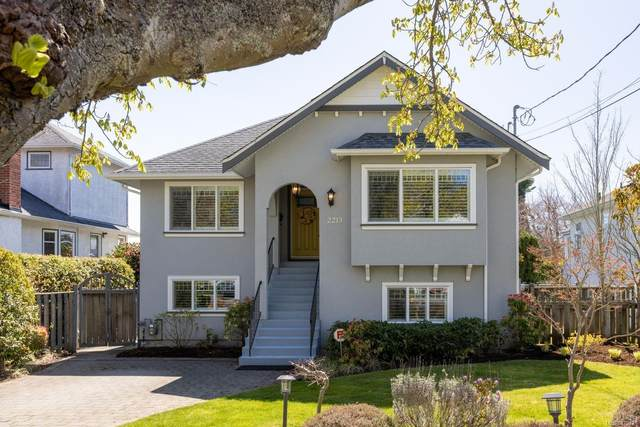 2213 Windsor Rd, Oak Bay, BC V8S 3C8 (MLS #872421) :: Call Victoria Home