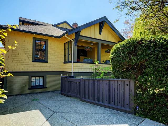 335 Vancouver St, Victoria, BC V8V 3T3 (MLS #872422) :: Day Team Realty