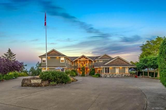 1666 Sheriff Way, Nanaimo, BC V9T 4A5 (MLS #872487) :: Call Victoria Home