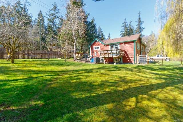 4025 Happy Valley Rd, Metchosin, BC V9C 3X8 (MLS #872505) :: Day Team Realty
