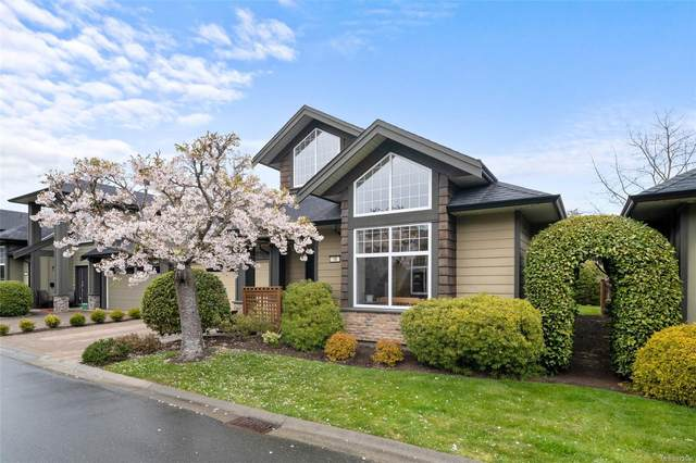 2229 Graduation Pl #16, Saanich, BC V8N 6W3 (MLS #872506) :: Day Team Realty
