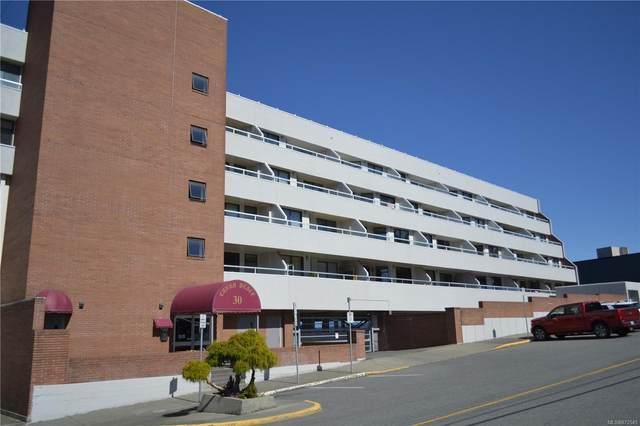 30 Cavan St #208, Nanaimo, BC V9R 6K3 (MLS #872545) :: Call Victoria Home