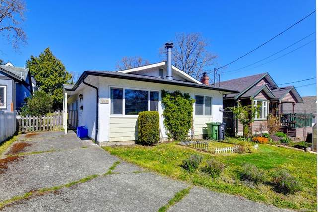 1540 Westall Ave, Victoria, BC V8T 2G7 (MLS #872547) :: Day Team Realty