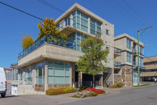 1831 Oak Bay Ave #207, Victoria, BC V8R 1C3 (MLS #872630) :: Call Victoria Home