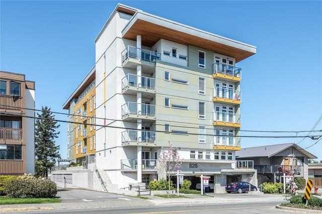 826 Esquimalt Rd #305, Esquimalt, BC V9A 3M4 (MLS #872674) :: Call Victoria Home