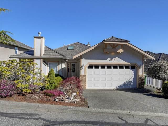 683 Country Club Dr, Cobble Hill, BC V0R 1L1 (MLS #872682) :: Pinnacle Homes Group