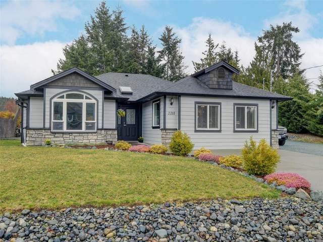 2211 Baron Rd, Shawnigan Lake, BC V0R 1L6 (MLS #872696) :: Pinnacle Homes Group