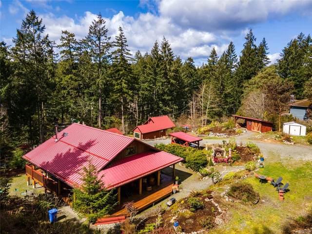 2101 Shawnigan Lake Rd, Shawnigan Lake, BC V0R 2W0 (MLS #872702) :: Call Victoria Home